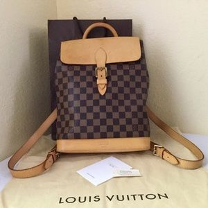 Lmtd.Ed. Louis Vuitton Backpack